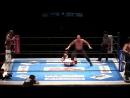 [#My1] Ворлд Тэг. Блок Б - Jeff Cobb & Michael Elgin vs. Killer Elite Squad