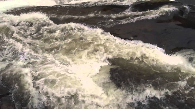 Зовущая река