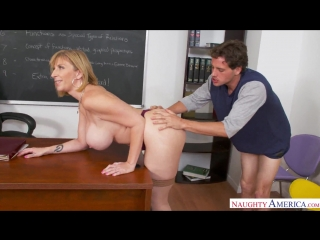 Sara Jay – My First Sex Teacher [NaughtyAmerica. HD 1080. Big Ass, Big Tits, MILF]