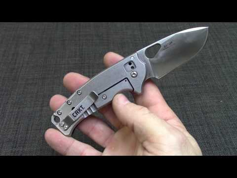 CRKT Compact Batum Voxnaes Design Walk-Around - Knives Plus