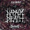 Napalm Death / 24.02 / BelEtage