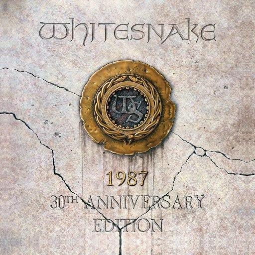 Whitesnake альбом 1987 (30th Anniversary Remaster)