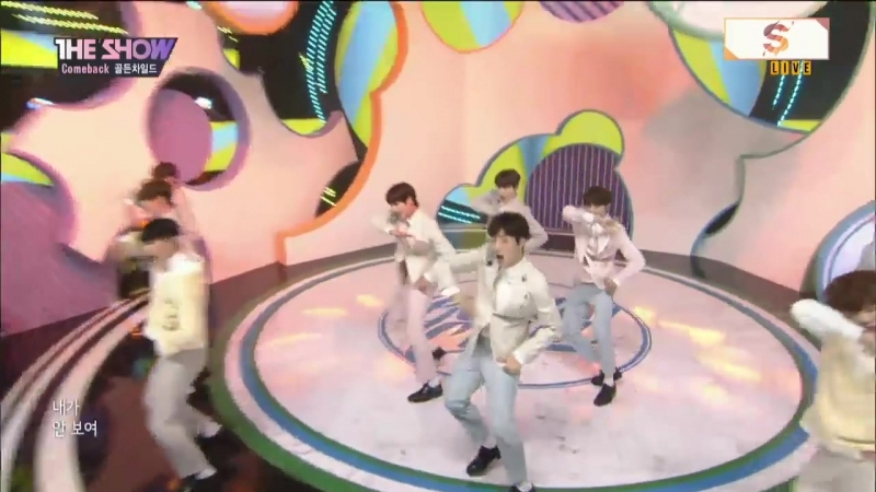 [Comeback Stage] 180206 Golden Child (골든차일드) - Lady Its U (너라고) @ 더쇼 The Show