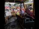 В Екатеринбурге трамвай ехал без водителя
