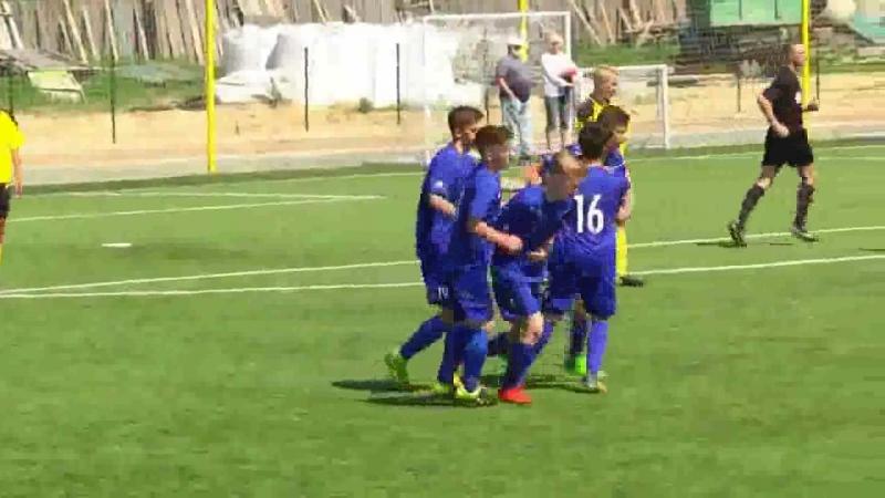 (Обзор)Чемпионат Украины U-16 Юность Чернигов-Арсенал 1х1