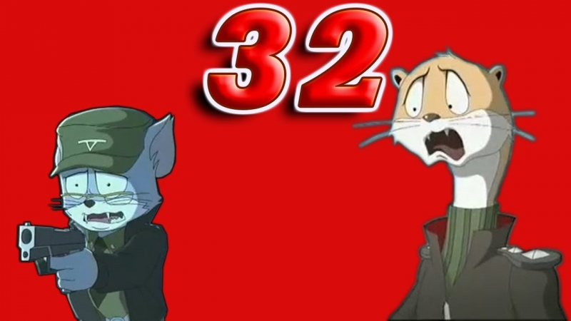 32 Белка и Ёжик Бурундук и Ёжик 다람이와 고슴도치 A Squirrel And The Hedgehog 32