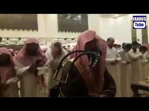 صلاة التراويح الليلة الأولى للشيخ محمد ال16