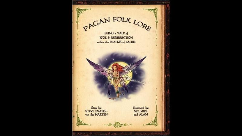 Pagan Folk Lore