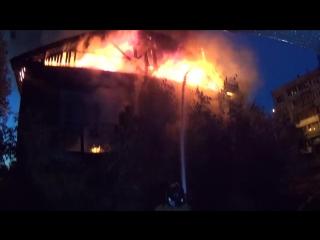 Сгорел дом в ночь с 29 на 30 (часть 1)