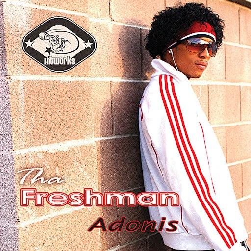 Adonis альбом Tha Freshman