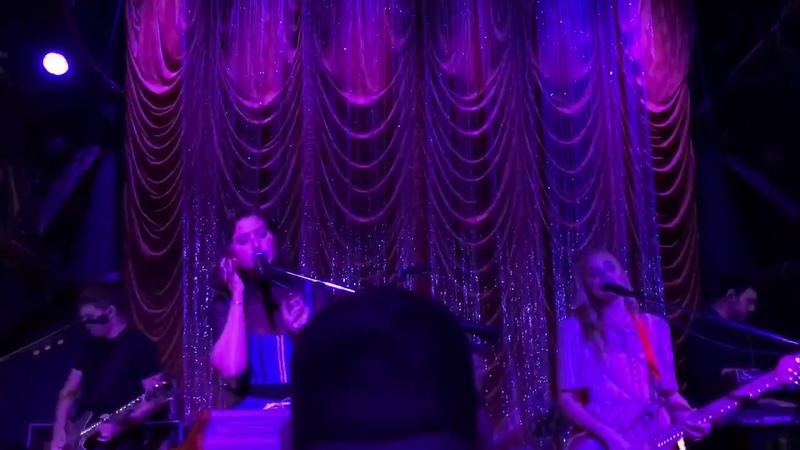The Distance by Aly AJ live @ The Fillmore Philadelphia 6 12 18