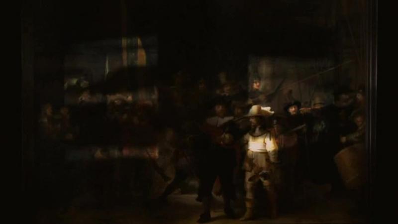 Рембрандт я обвиняю (2008)