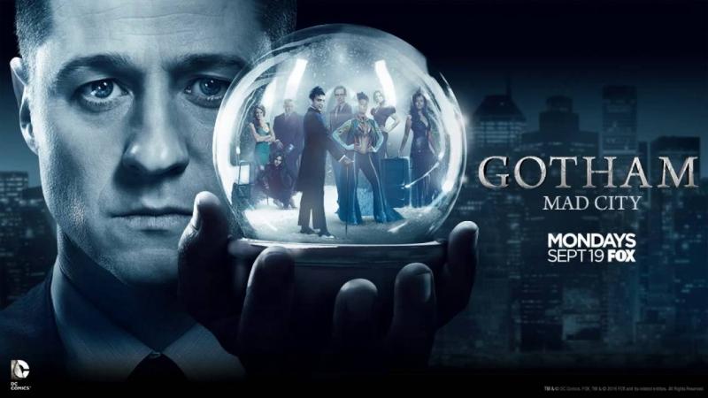 Готэм (Gotham) - (1 сезон)