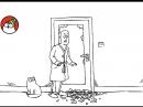 Неугомонный кот Саймона 2 серия