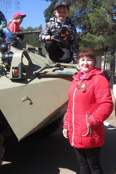 Амина Чумаева