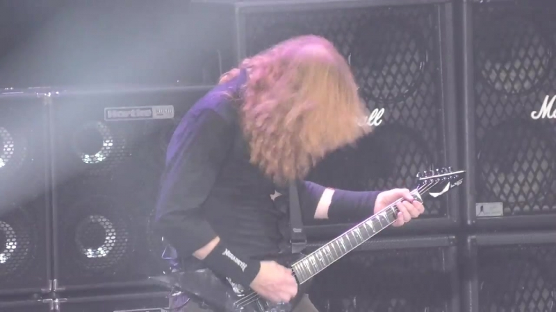 Megadeth - Holy Wars The Punishment Due (Live)