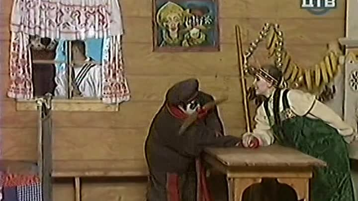 Деревня дураков. 63 серия