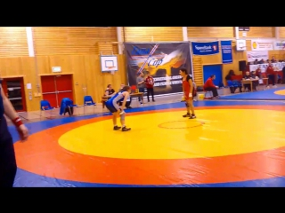 Норвегия 4 схватка 2 период