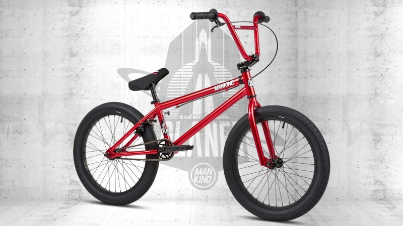 Mankind Bike Co. Planet 20
