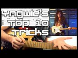 Pro Tips Top 10 Yngwie Malmsteen Guitar Tricks, Licks &amp Techniques