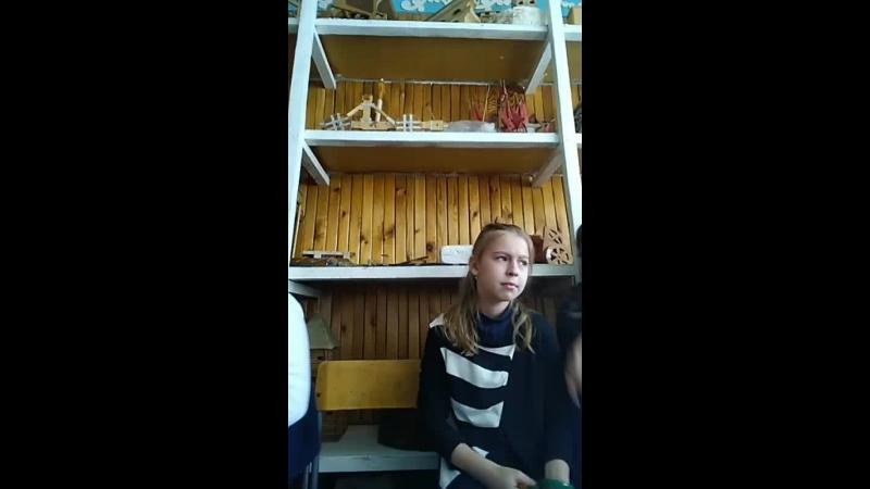 Анастасия Кислова - Live