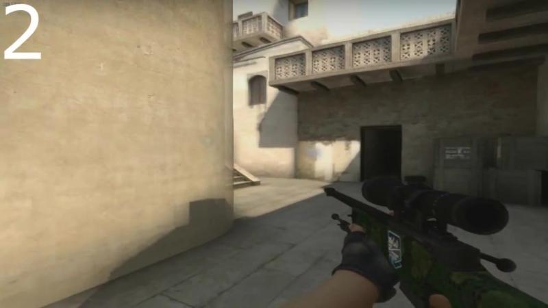 CS_GO Ace awp v 2k16