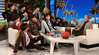 BTS Get Scared by a Fangirl