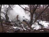 В Хабаровске разбился вертолет Ми-8