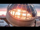 Видео-признание в любви летнему Петербургу, снятое с высоты птичьего полета.