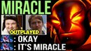 Like a Boss MIRACLE Ember is toying Matumbaman Mindcontrol Dota2