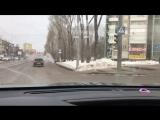 Пар на улице Мира. Пермь