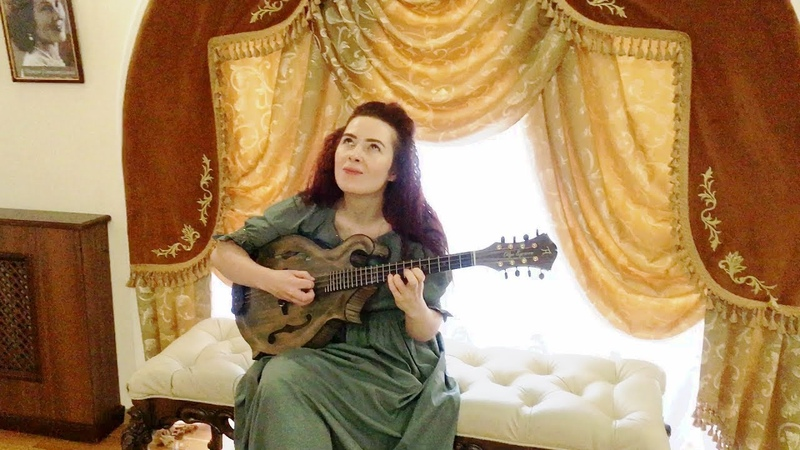 Olga Egorova - Dance of the Sugar Plum Fairy by Peter Tchaikovsky