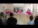 Открытый показной урок по народно-сценическому танцу. первый год обучения