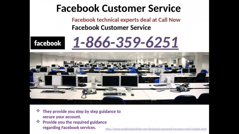 Facebook Customer Service 1-866-359-6251 Overcome knotty situations on FB