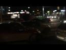 Авария, три машины.Остановка Дом Мод.Рено въехал в стоящие машины