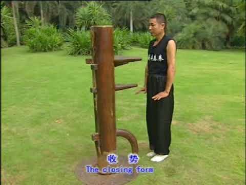 Фошанский Вин Чун, форма на манекене, 11 часть, финал.