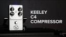 Keeley Electronics - C4 Compressor