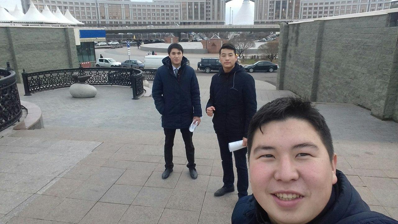 Мұхаммед Жаксылык, Астана - фото №6