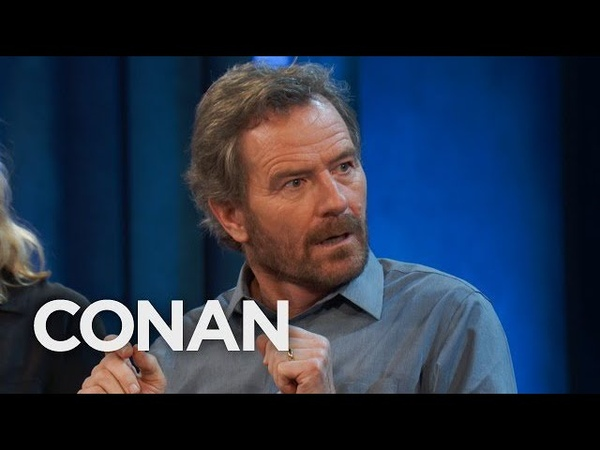 Bryan Cranston Doesnt Think Walter White Is Dead - CONAN on TBS