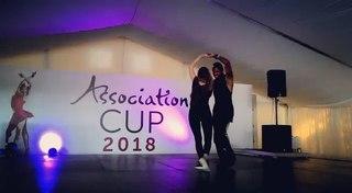 """Olga Nebolsina on Instagram: """"Salsa cubana class with @adonis_santiago_ на @association_cup ❤️ Gracias por las clases, por la energía y informació..."""