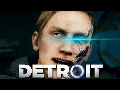 РАЛЬФ РОБОТ ПСИХОПАТ Detroit Become Human 4