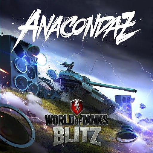 "Anacondaz альбом Как танк! (From ""World of Tanks Blitz"")"