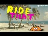 Redlight - Ride That Thing (Official Music Video) клубные видеоклипы