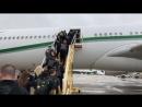 Die Borussen Команда вылетает из Чикаго