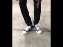 OT Genasis Crip Walk Dance