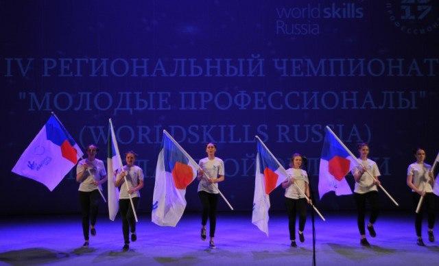 Подведены итоги IV Регионального чемпионата «Молодые профессионалы»
