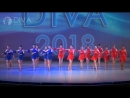Бачата (соло), Коллектив Chika la Danza, с номером Chokolata, хореограф Наталья Гусева