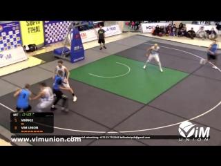 Palova Snowball 3x3. ViM Union vs. Vikings