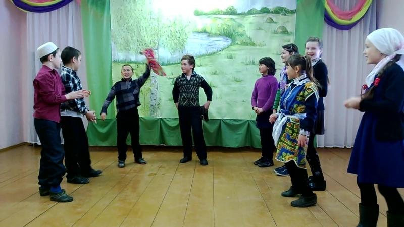 Отрывок из конкурса Жемчужина Башкортостана- Йәшерәм яулык
