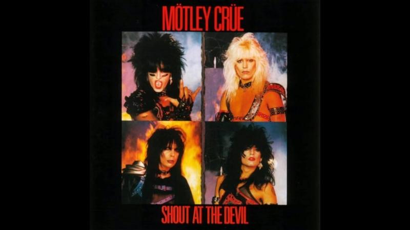 Motley crue - Shout at the devil (Full Album) (Bonus track)